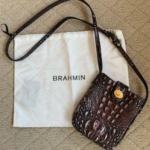 Brahmin Plum Crossbody